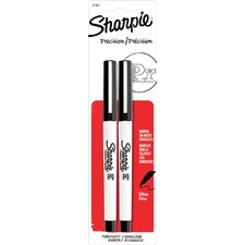 Ultra Fine Point Permanent Marker (2 Pack) (Set of 6)