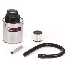 5 Gallon - 6.3 Amps Ash Vacuum