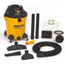 14 Gallon 5.5 HP Shop-Vac® Wet/Dry Pump Vacuum