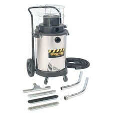 Stainless Steel 15 Gallon 4.0 Peak HP Wet / Dry Vacuum