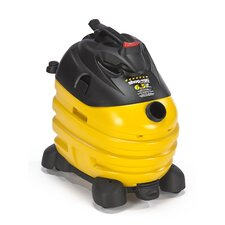 10 Gallon 6.5 Peak HP Right Stuff Wet / Dry Vacuum