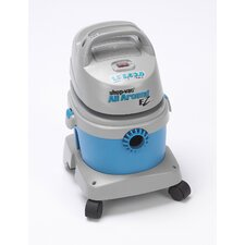 AllAround EZ 1.5 Gallon 2.0 Peak HP Wet / Dry Vacuum