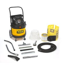 14 Gallon 4.0 Peak HP Two Stage Commercial Duty Wet / Dry Vacuum