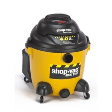 10 Gallon 4.0 Peak HP Right Stuff Wet / Dry Vacuum