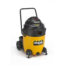 24 Gallon 6.5 Peak HP Right Stuff Wet / Dry Vacuum