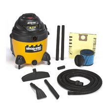 18 Gallon 6.5 Peak HP Right Stuff Wet / Dry Vacuum