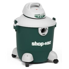 Quiet Plus Series 12 Gallon 3.5 Peak HP Wet / Dry Vacuum