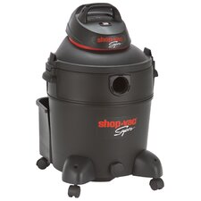12 Gallon 5.5 HP Wet / Dry Vacuum