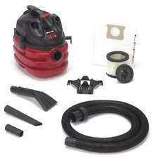 5 Gallon 5.5 HP Portable Wet / Dry Vacuum