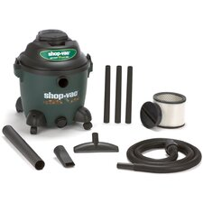 10 Gallon 5.5 Peak HP Wet / Dry Blower Vacuum