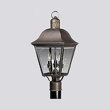 Andover 3 Light Post Lantern