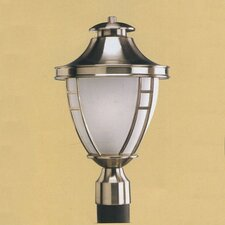 "Fairview 1 Light 10.5"" Post Lantern"