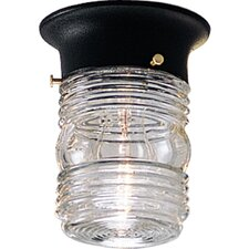 <strong>Progress Lighting</strong> Incandescent Ceiling Outdoor Lantern