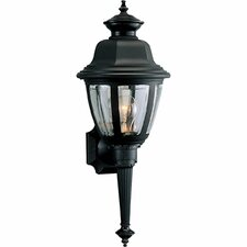 <strong>Progress Lighting</strong> Weather Resistant Incandescent 1 Light Outdoor Wall Lantern