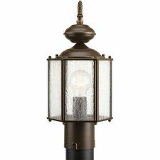 Roman Coach 1 Light Post Lantern