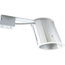 "6"" 45 degree Sloped Ceiling Housing: Remodel IC"
