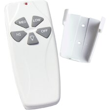 <strong>Progress Lighting</strong> Handheld Light and Ceiling Fan Remote Control