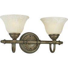 Savannah 2 Light Vanity Light - Energy Star