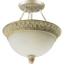 Savannah Semi Flush Mount