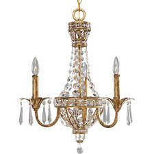 Thomasville Palais 3 Light Chandelier
