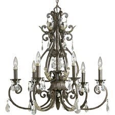 <strong>Progress Lighting</strong> Thomasville Savona 6 Light Chandelier