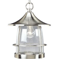 Prairie 1 Light Outdoor Hanging Lantern