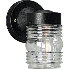 <strong>Progress Lighting</strong> Incandescent 1 Light Wall Lantern