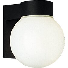 <strong>Progress Lighting</strong> Hard-Nox Impact Resistant Globe 2 Light Outdoor Wall Lantern