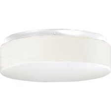 White Acrylic Contoured Ceiling Cloud