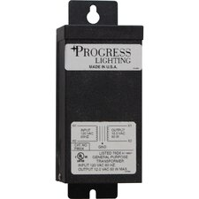 <strong>Progress Lighting</strong> 60w 12v Hide-a-Lite Transformer