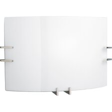 Energy Star  Wall Sconce in Brushed Nickel