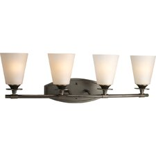 <strong>Progress Lighting</strong> Cantata 4 Light Vanity Light