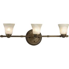 <strong>Progress Lighting</strong> Savannah 3 Light Vanity Light