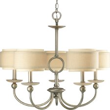 <strong>Progress Lighting</strong> Ashbury 5 Light Chandelier