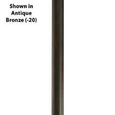 <strong>Progress Lighting</strong> Stem Extension Kit in Urban Bronze