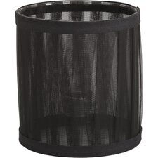 "4.25"" Fabric Drum Lamp Shade"