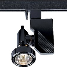 Track Lighting in Black with Transformer