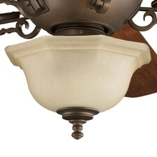 Thomasville Guildhall Three Light Ceiling Fan Light Kit