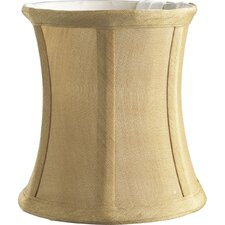 "5"" Silk Corsette Drum Shade"
