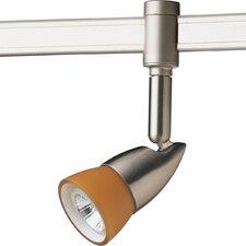 Illuma 1 Light Flex Track System with Amber Glass