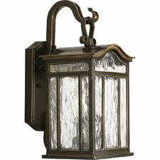 Meadowlark 2 Light Outdoor Wall Lantern