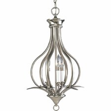Trinity 3 Light Foyer Chandelier