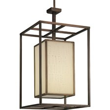 Haven 1 Light Foyer Pendant