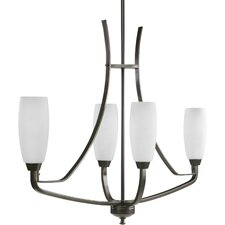 Wisten 4 Light Chandelier
