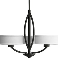 Calven 3 Light Chandelier