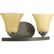 Adorn 2 Light Bath Vanity Light