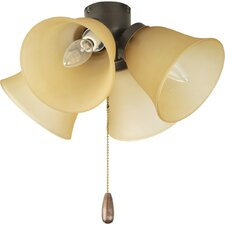 AirPro 4 Light Ceiling Fan Light Kit