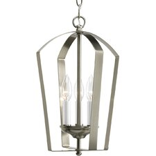 Gather 3 Light Hall and Foyer Pendant
