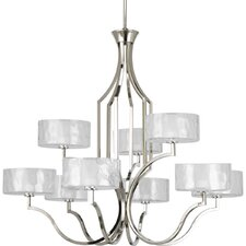 Caress 9 Light Chandelier