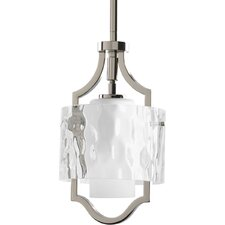 1 Light Caress Mini Pendant